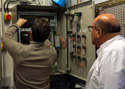 Accès à la qualification Les métiers de l'Electricité et de la Fibre Optique Préqualifiant