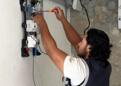 Préparation Opérationnelle à l'Emploi Collective (POEC) Electricien(ne) d'Equipement Qualifiant